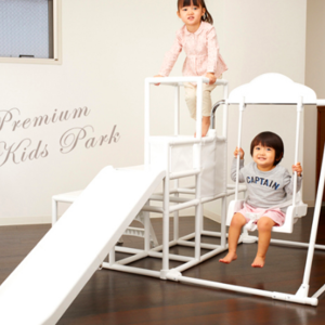 子供っぽくなりすぎない♪おしゃれデザインの「室内すべり台」5つ