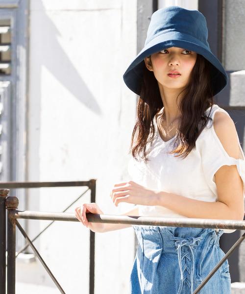2019春夏のおしゃれ帽子