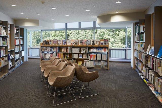 日比谷図書館