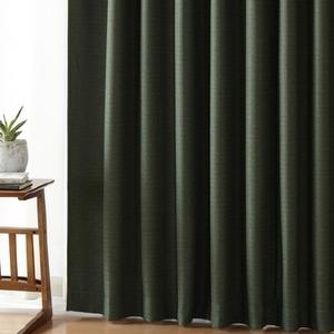 すっきりインテリアのお部屋におすすめ♪シンプルなカーテン4選