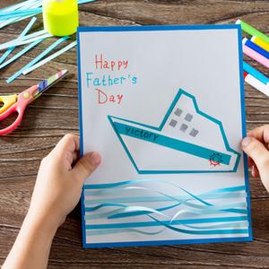 6/18の父の日に贈りたい♡センスのいい手作りメッセージカード