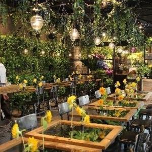 お花たっぷり♡素敵なカフェ「TEA HOUSE」のメニュー3選