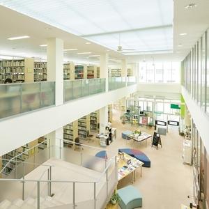 おすすめの図書館はこちら!静岡県藤枝市の4つ