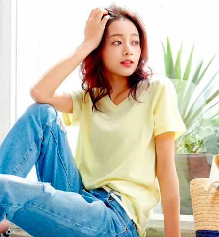 神戸レタスの汗ジミ対策Tシャツ