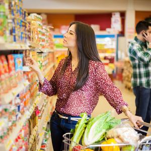 無駄を減らして貯金額UP♪スーパーの底値を知れば無敵の主婦に!
