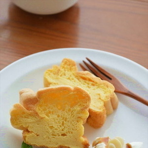 材料は卵だけ!糖質制限中でもOKの「卵ケーキ」のレシピ☆