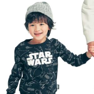 GU・ユニクロなど続々!STAR WARSのおしゃれなキッズ服たち♡