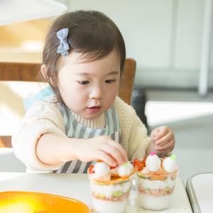 親子でわいわい一緒に作ろう♡簡単キュートなおひな祭りレシピ!