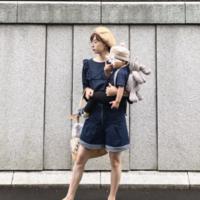 ファッションの引き出しが増えた!元祖青文字系モデルAMOさんの変化