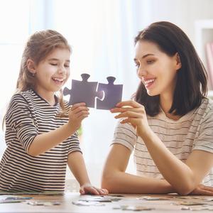 算数が得意な子どもになる?「ジグソーパズル」の嬉しい効果とは