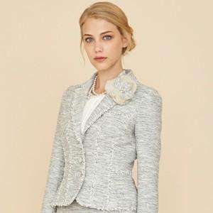 ママの入学式ファッション《魅せたい!》ツイードスーツの選び方
