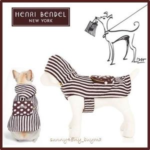 可愛い愛犬へプレゼントしたい♡Henri Bendel NYのわんちゃんグッズ☆