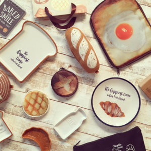 パン型プレートが大人気!キャンドゥの最新食器がどれもオシャレ♡