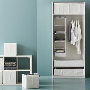 IKEAの収納ボックス「SKUBB」が本当に使える!便利な活用術