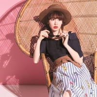 小嶋陽菜さんが着こなす♡Rirandture初夏の新作アイテム集