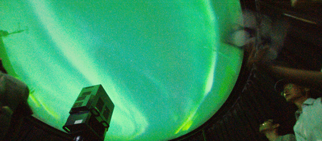 立川の南極北極科学館