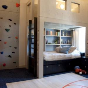 海外の子供部屋を参考に♪遊びたい気持ちを刺激する《DIYアイデア》