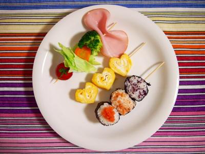 串ごはんのレシピ