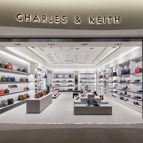 CHARLES & KEITH(チャールズ&キース)