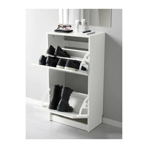 IKEAの靴箱「BISSA」がスリムで使える!おしゃれな活用テク