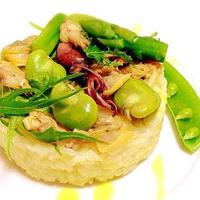 サフランの活用レシピ♪お家で簡単に作れる華やかメニュー!