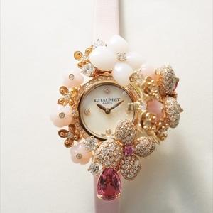 煌びやかな美しさにうっとり♡上品ラグジュアリーな一流時計4選
