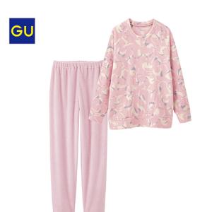 欲しい♡が見つかる「GU」のパジャマ《マシュマロvsコットン》