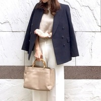 30代女性の新年会コーデ10選♡好印象でスタートさせるのが鉄則!
