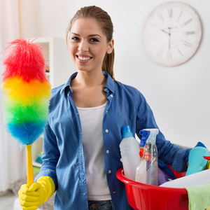 小さい子どもがいても大掃除がスムーズにこなせる!《4つの工夫》