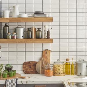 収納の見直しで劇的に変わる♪意外な発想でキッチンスペースを拡張!