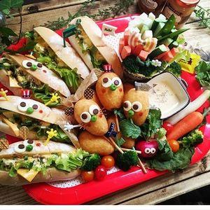 子供もみんなで食べられる♪クリスマスパーティに最適な簡単レシピ