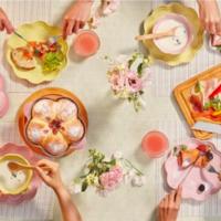 集めたくなる可愛さ♡ル・クルーゼの新作《パステルカラー食器》