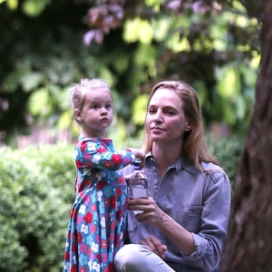 美しすぎるハリウッド女優《ユマ・サーマン》の子育て&美容法とは