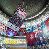 パパと楽しめる♡スパイダーマン好きに「マーベル展」が見逃せない!