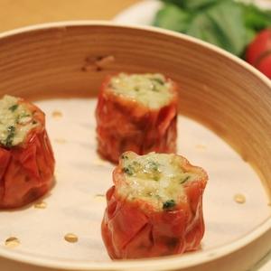 彩り、栄養共にアップ!野菜で包むシュウマイのレシピ4選♡