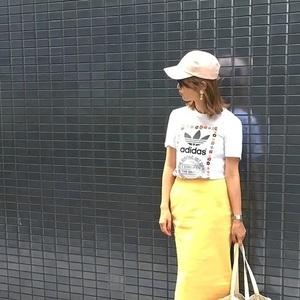 """スポーティとオシャレが両立!""""アスレジャーママ""""の夏ファッション"""