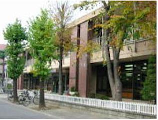 長野市立南部図書館