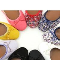 2017年夏天的足部……【優雅的芭蕾舞鞋】人氣復活♡