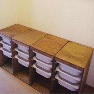 IKEAの○○をDIY!使いやすいクローゼット収納の作り方