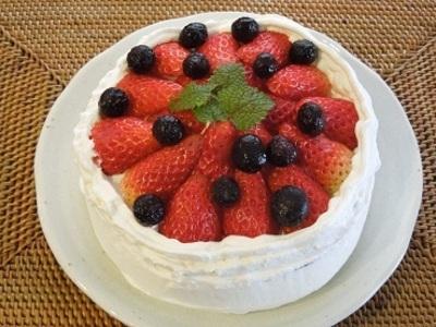 ヴィーガンのケーキレシピ