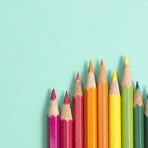 色鉛筆は見せても可愛い!<海外インスタ発>おしゃれな収納方法♡