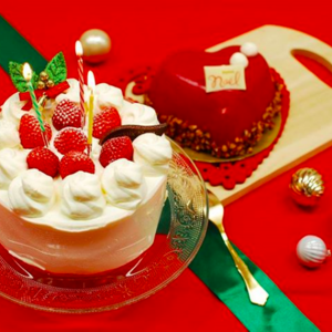 コンビニとは思えない♡本格的だと大人気のクリスマスケーキ2017