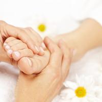 孩子也會有覺得累的時後⋯⋯專屬媽媽愛的「手腳按摩」效果非凡♡