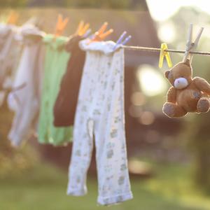 洗濯物はムダを省いて時短化しよう!夏休み前にコツをチェック♪