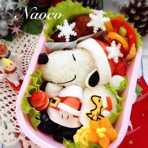 クリスマスがテーマ!可愛い♡キャラ弁アイディア3選