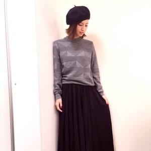 お正月シーズンの参考に♡冬のファッションは安田美沙子さんに学べ!