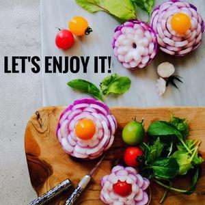 初心者でもトライできる♡簡単野菜カービングに挑戦してみよう!