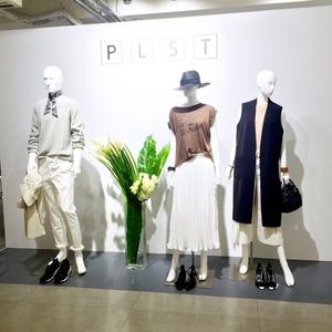 PLST(プラステ)2016SS展示会に行ってきました♪