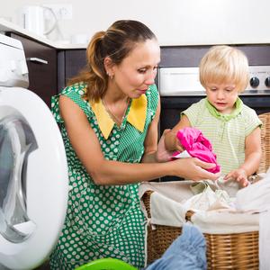 """【衣類収納】""""お手伝い育""""で子どもに自信を!ママにゆとりを♪"""