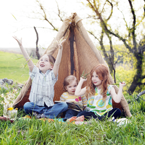 快適に楽しむために知っておきたい!家族に合った「テント」の選び方